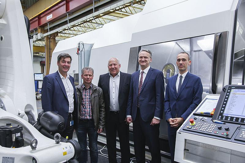 Austria Deuren Dealers : Perfect symbiosis wfl millturn technologies